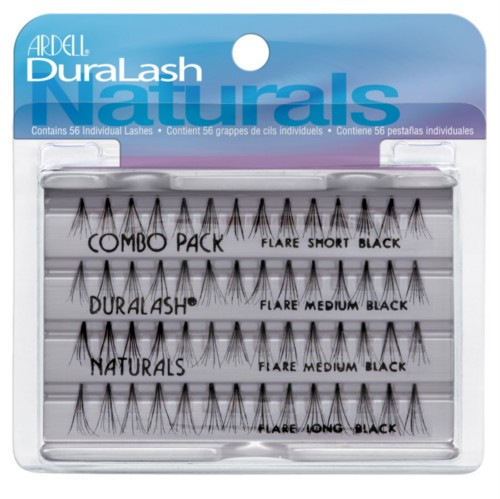Duralash Naturals - Knot Free Flares - Combo Pack - Black