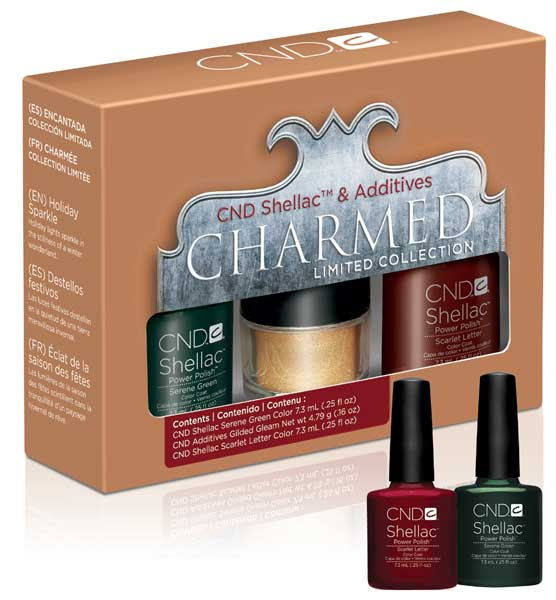 CND Shellac Charmed Kit 2