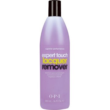 O.P.I. Expert Touch Lacquer Remover - 16 Fl Oz