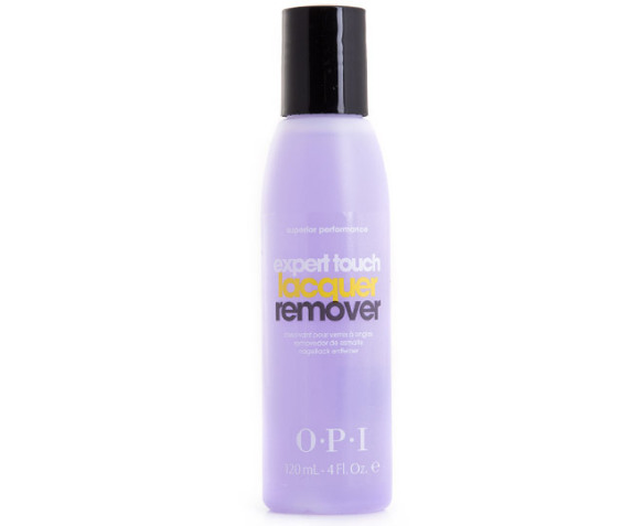 O.P.I. Expert Touch Lacquer Remover - 4 Fl Oz