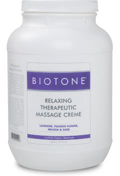 Relaxing Therapeutic Massage Cr?me 1 Gallon