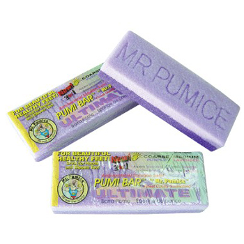 Mr. Pumice Ultimate 2 in 1 Pumi Bar (12 per Pack)